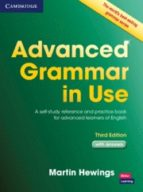 Advanced Grammar In Use  MARTIN HEWINGS